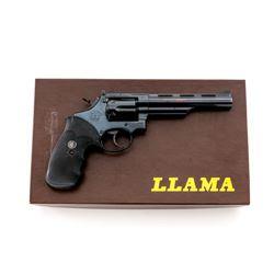 Llama Comanche I Double Action Revolver