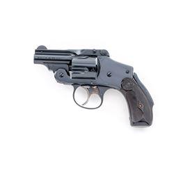 SW Safety  Hammerless 5th Model Revolver