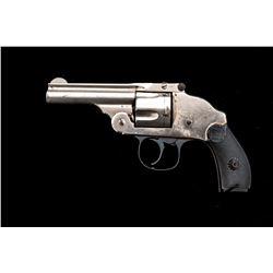 HR Safety Hammerless Tip-Up Revolver