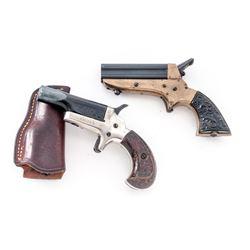 Lot of Two (2) Modern Derringer Pocket Pistols
