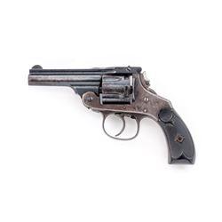 Hopkins  Allen Double Action Tip-Up Revolver
