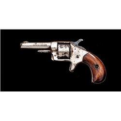 Antique Robin Hood No. 1 Pocket Revolver