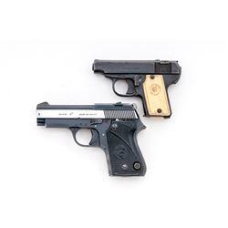 Lot of 2 Semi-Automatic Pistols