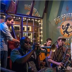 The New Orleans jazz trip