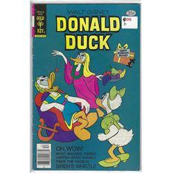 """VINTAGE """"DONALD DUCK"""" GOLD KEY COMIC 35 CENTS 90037-812"""
