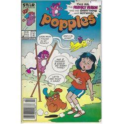 "VINTAGE MARVEL ""POPPLES"" STAR COMIC #4 APR 02083     $.075 US $.095 CAN"