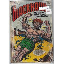 """1962 DC """"BLACKHAWK"""" COMIC #179 12 CENTS"""