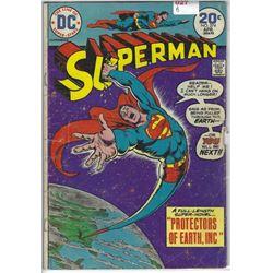 """VINTAGE DC """"SUPERMAN"""" COMIC #274 APR $.20 30675"""