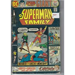 "DC ""SUPERMAN FAMILY"" GIANT COMIC #173 NOV $.50 31599"