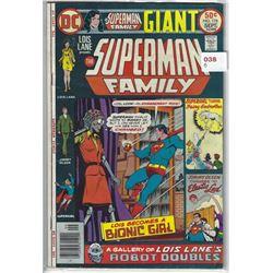 "DC ""SUPERMAN FAMILY"" GIANT COMIC #178 SEPT $.50 31599"