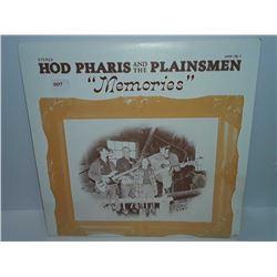 Hard Faris & the Plainsman memories recorded in Canada