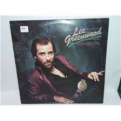 Lee Greenwood somebody's going to love you