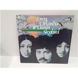 Tony Orlando and Dawn sky-bird Record