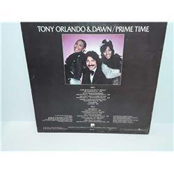 Tony Orlando and Dawn prime time good condition Record