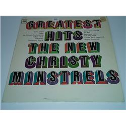 Greatest hits of the new Christy minstrels fair condition