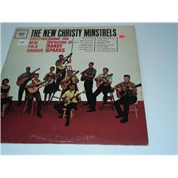 The new Christy minstrels Columbia Records good shape