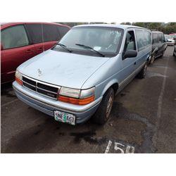 1992 Dodge Grand Caravan