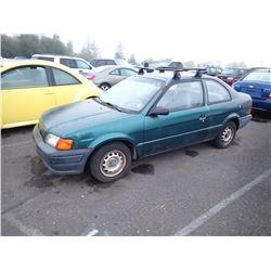 1996 Toyota Tercel