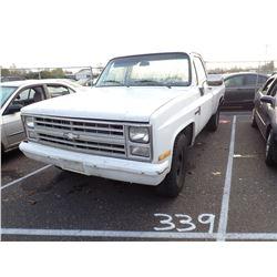 1987 Chevrolet R20