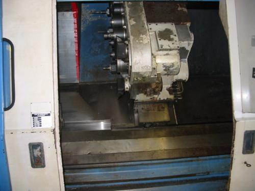 Mazak slant turn 25 x 30, ATC 25 turning center, ATC mill center, T-3  control