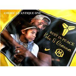 Kobe Bryant x Jiana Lakers Color/Hoodie L size A