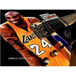 Kobe Bryant / Lakers Design Electric Guitar