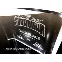 2010 Showdown South Bay Ford Mustang Club Shield