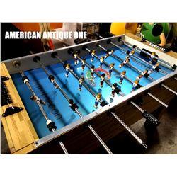 139cm wooden table football