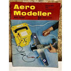 March 1975 Aero Modeller