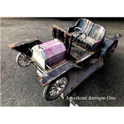 1950s 178cm classic car ride on