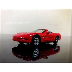 Corvette Moneygram minicar