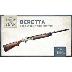 Beretta A400 Xtreme Plus 2020 Shotgun of the Year
