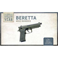 Beretta M9A3 Handgun 2020 Handgun of the Year