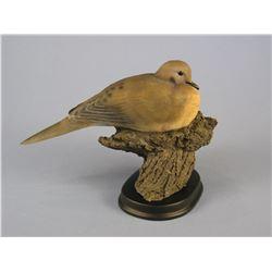 Doug Adams Artist Edition Mourning Dove Sculpture