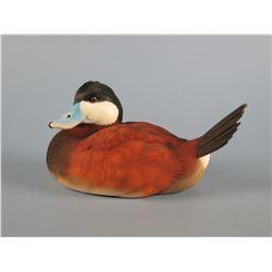 Jett Brunet Ruddy Duck Decoy