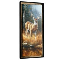 Whitetail Deer Floating Canvas