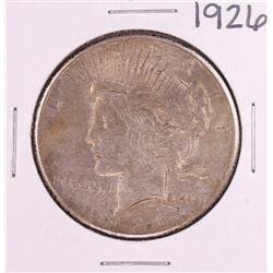 1926 $1 Peace Dollar Silver Coin