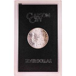 1884-CC $1 Morgan Silver Dollar Coin GSA Hoard