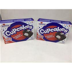 Hostess Chocolate Cupcakes (2 x 6)