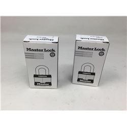 Master Lock Padlock & Key (2)