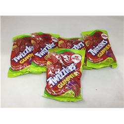 Twizzlers Gummies Tongue Twisters (5 x 132g)