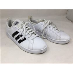 Adidas Classic White Sneakers size 9 worn