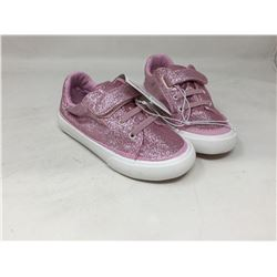 Toddler Sparkly Pink Shoes- size 10