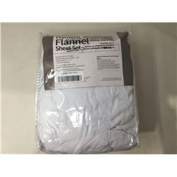 Flannel Sheet Set For Massage Table