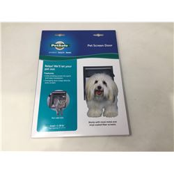 PetSafePet Screen Door