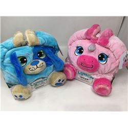 Plush Lunch Box Pets (2)