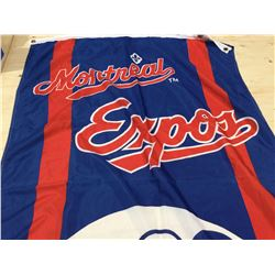Montreal Expos Flag