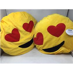 Plush Emoji Pillows