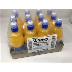 SunnyDSmoothCitrus Punch (12 x 500ml)