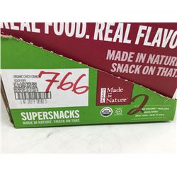 SupersnacksOrganic Choco Crunch Figgy Pops (6 x 3.1oz)